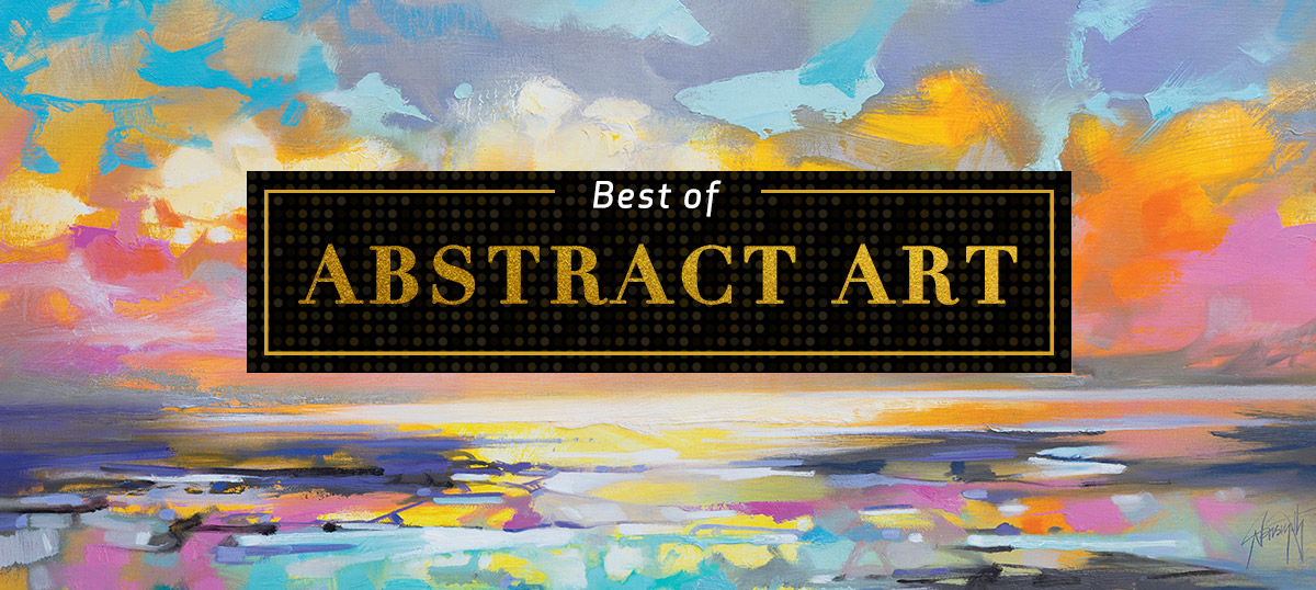 Best of Abstract Canvas Art