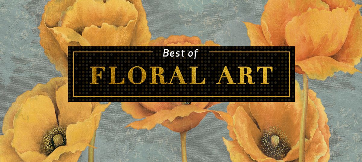 Best of Floral & Botanical Art Prints