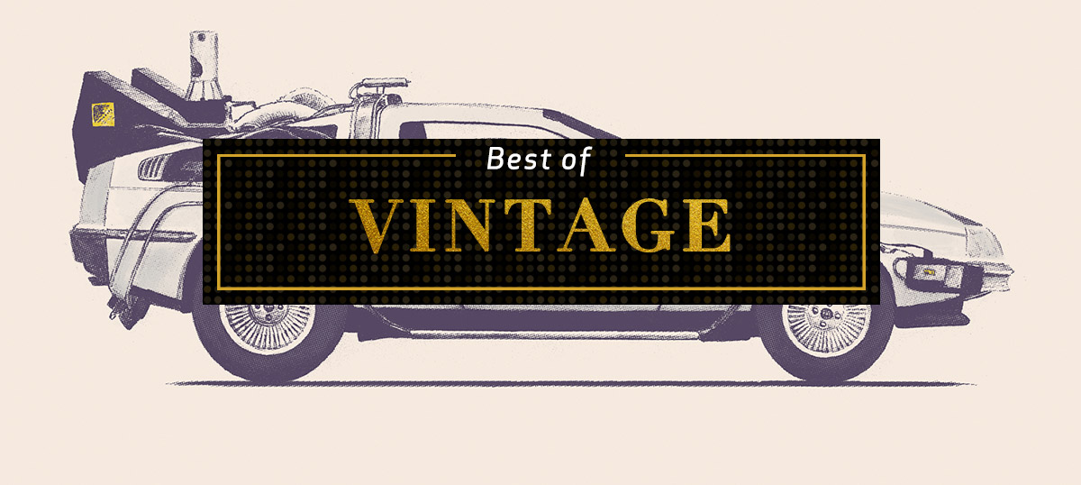 Best of Vintage Canvas Wall Art