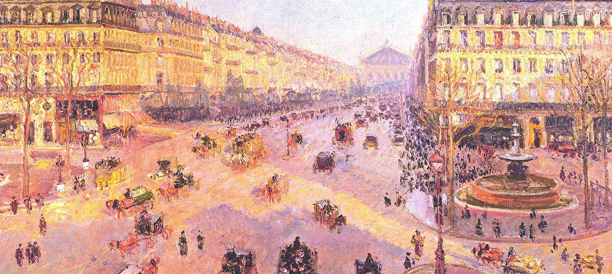 Camille Pissarro Canvas Artwork