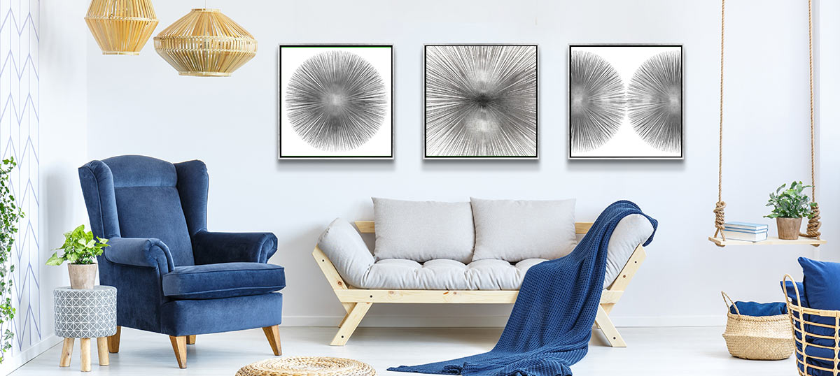 Cancer Colors Canvas Art Prints