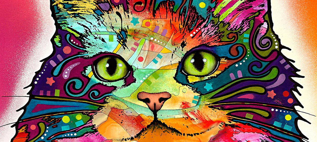 Cats Canvas Art