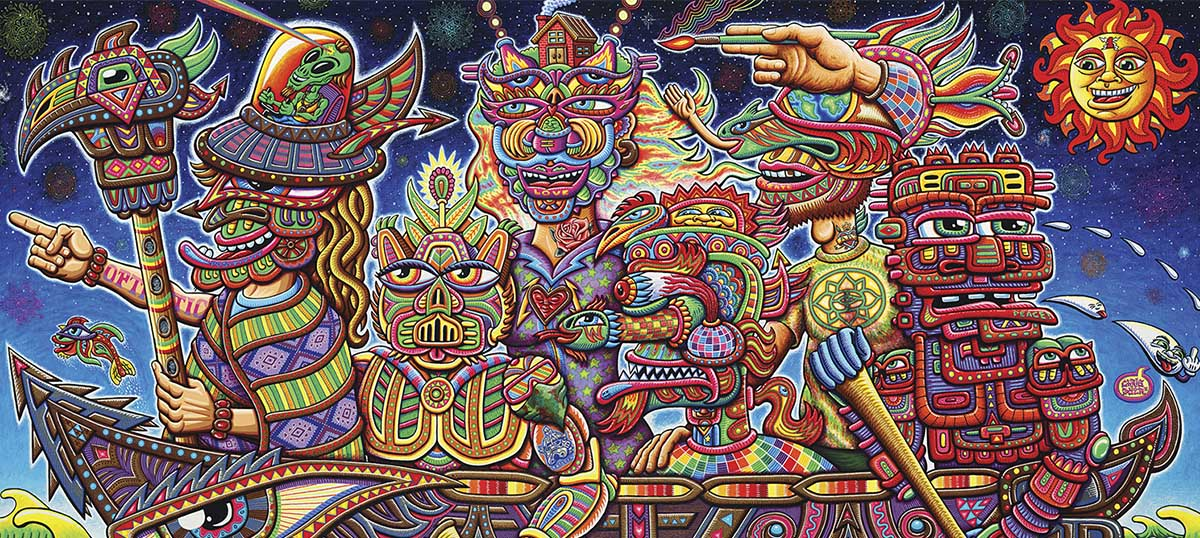 Chris Dyer Canvas Artwork