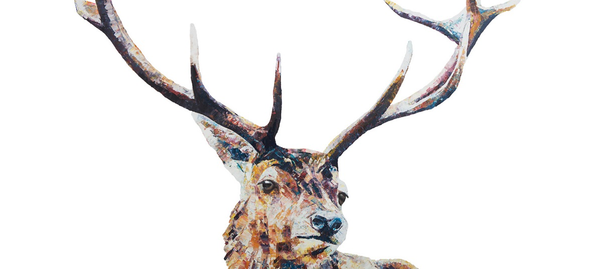 Deer Canvas Artwork