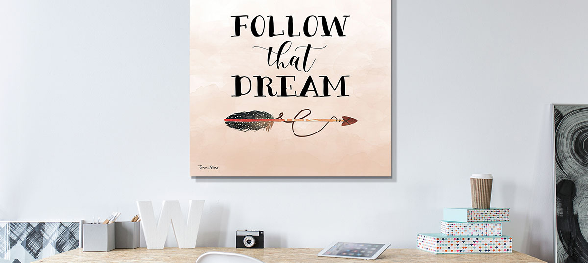 Words of Wisdom Canvas Art