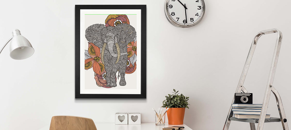 Global Chic Canvas Prints