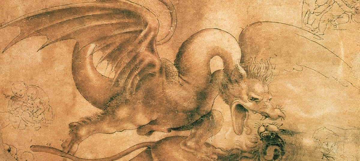 Dragons Canvas Art