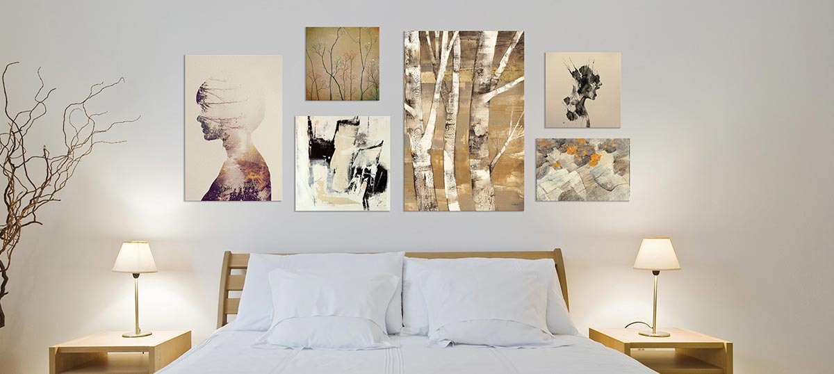 Earthy Moods Canvas Art Prints