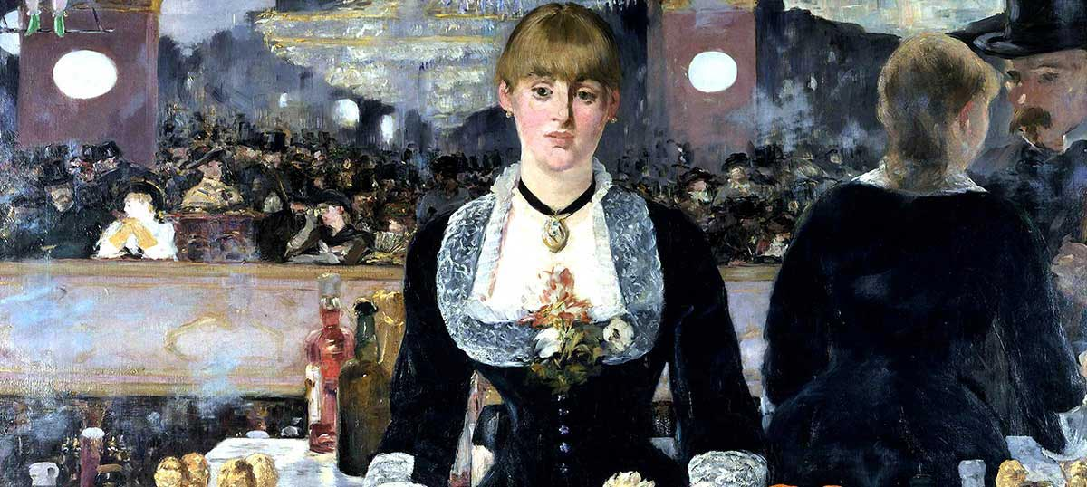 Edouard Manet Canvas Artwork