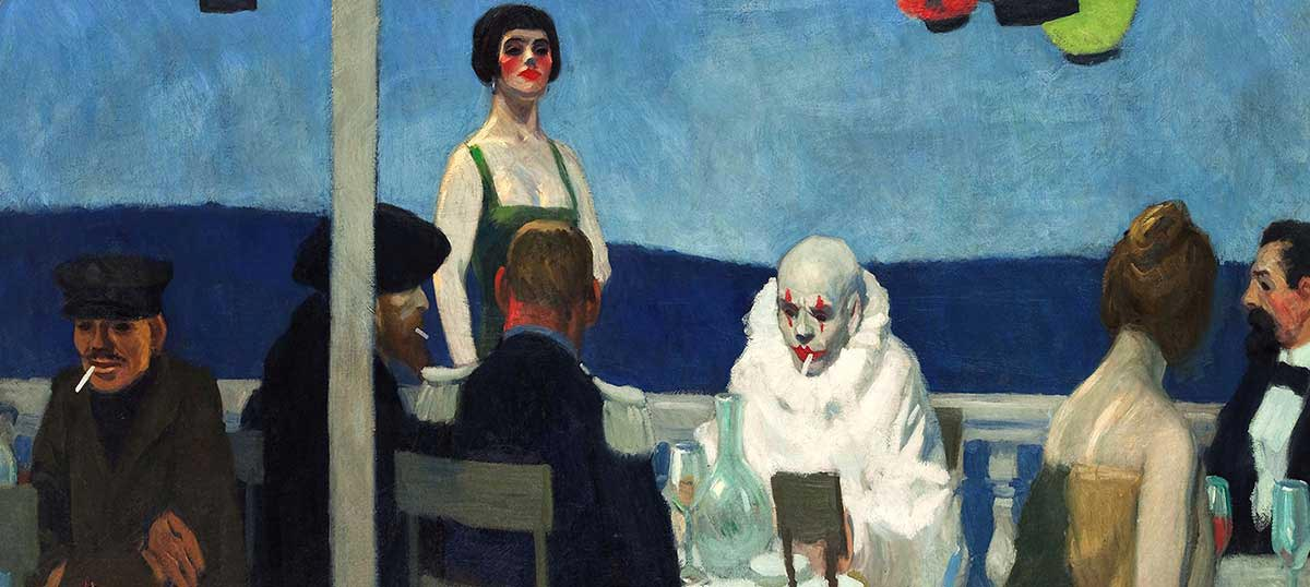Edward Hopper Canvas Art