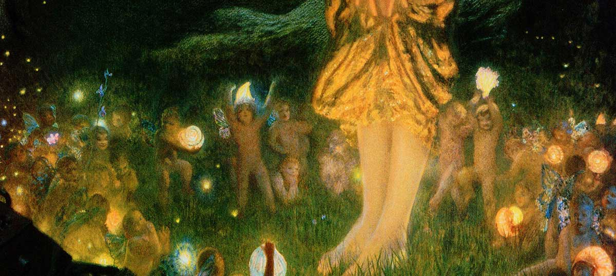Edward Robert Hughes Canvas Art Prints