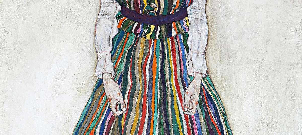 Egon Schiele Canvas Artwork