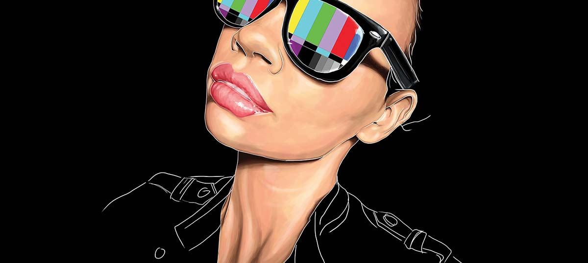 Eyewear Canvas Prints