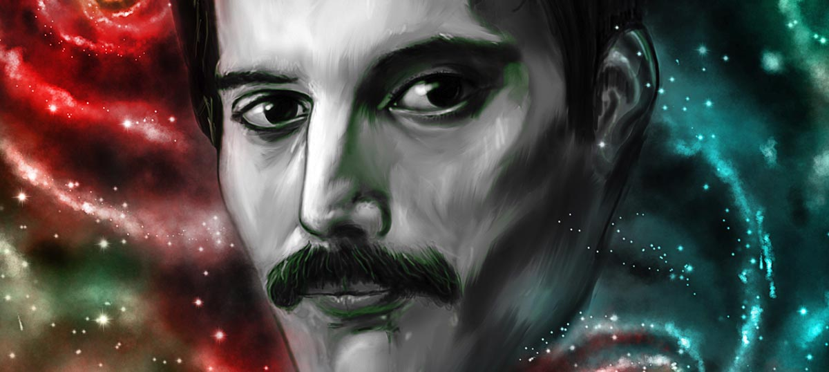 Freddie Mercury Art Prints