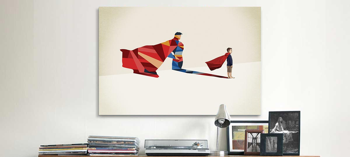 Best Selling Large Art Canvas Artwork