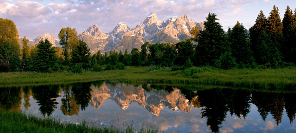 Grand Teton Canvas Artwork