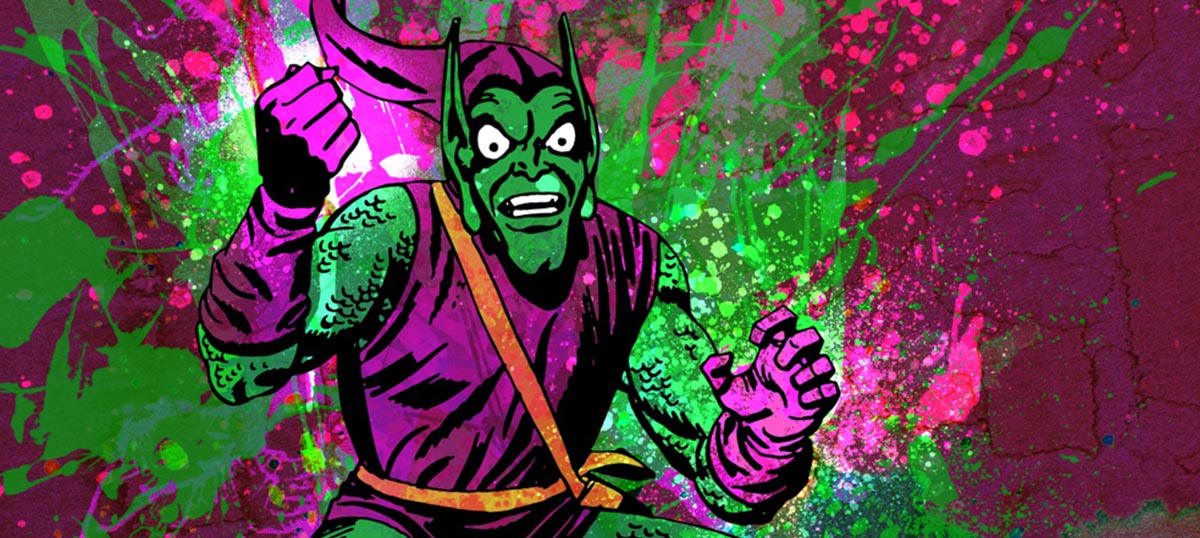 Green Goblin Art Prints