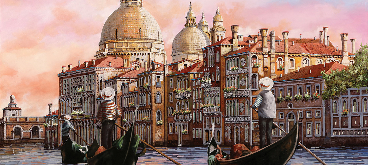Guido Borelli Canvas Wall Art