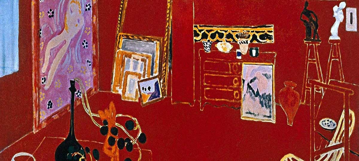 Henri Matisse Canvas Art