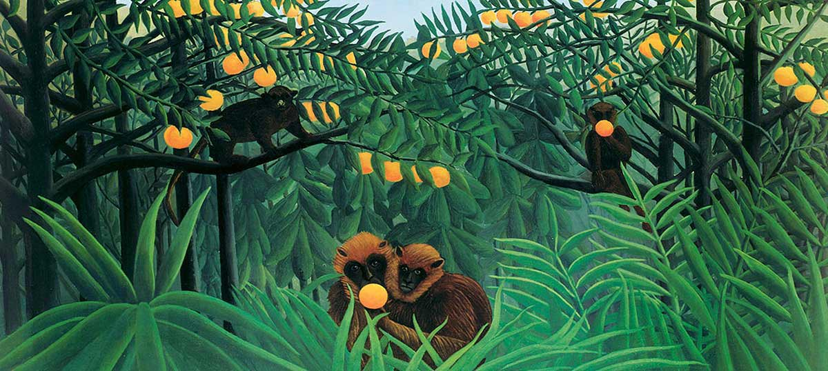 Henri Rousseau Canvas Wall Art