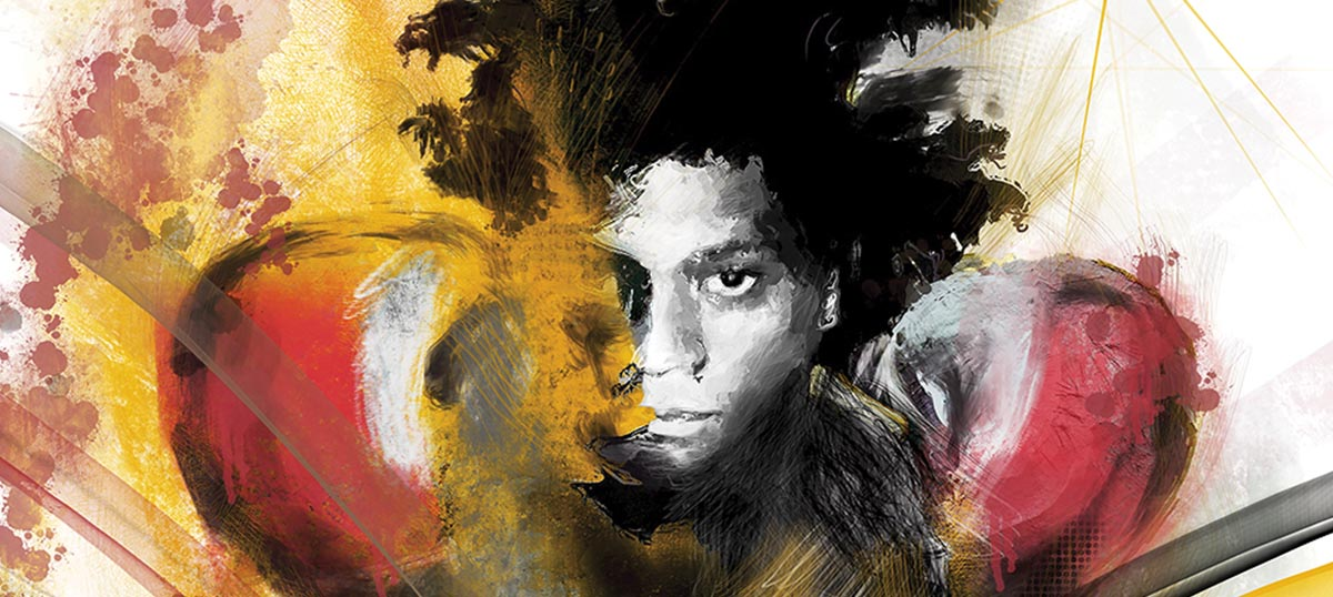 Jean-Michel Basquiat Canvas Prints