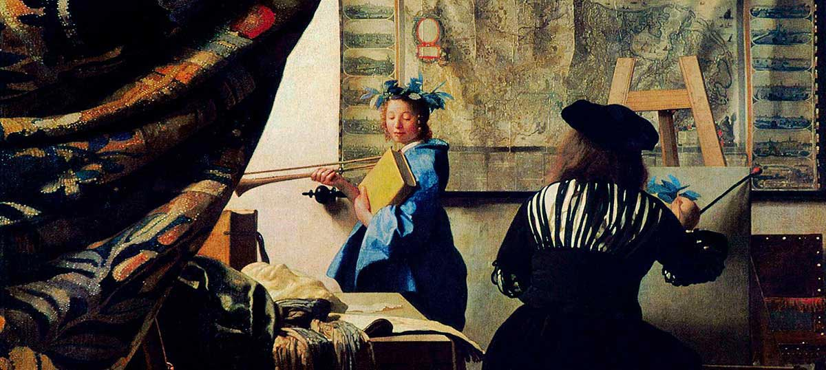 Johannes Vermeer Canvas Art Prints