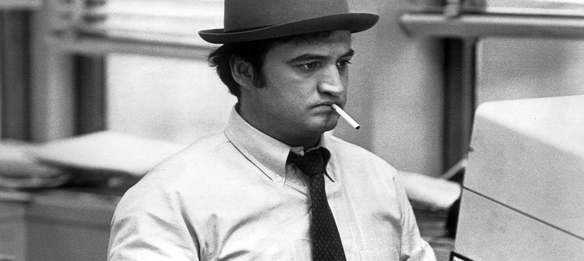 John Belushi Canvas Artwork