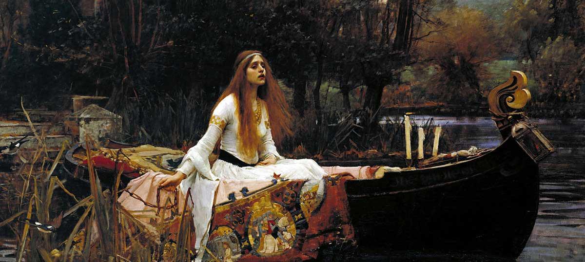 CANVAS WALL ART ARTWORK FRAMED PRINT PAINTING John William Waterhouse Juliet