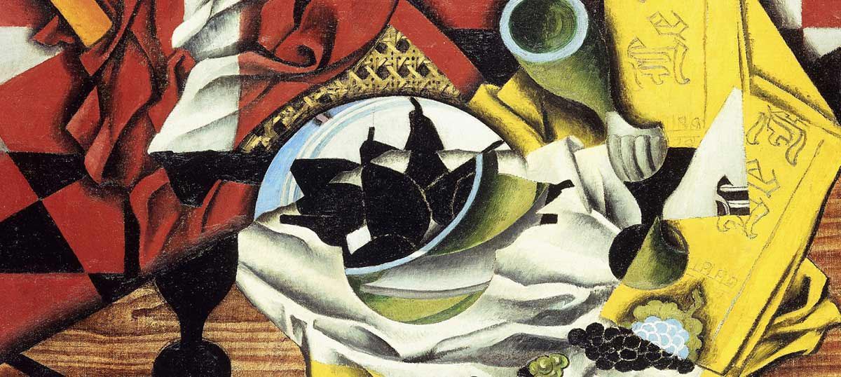 Juan Gris Canvas Prints
