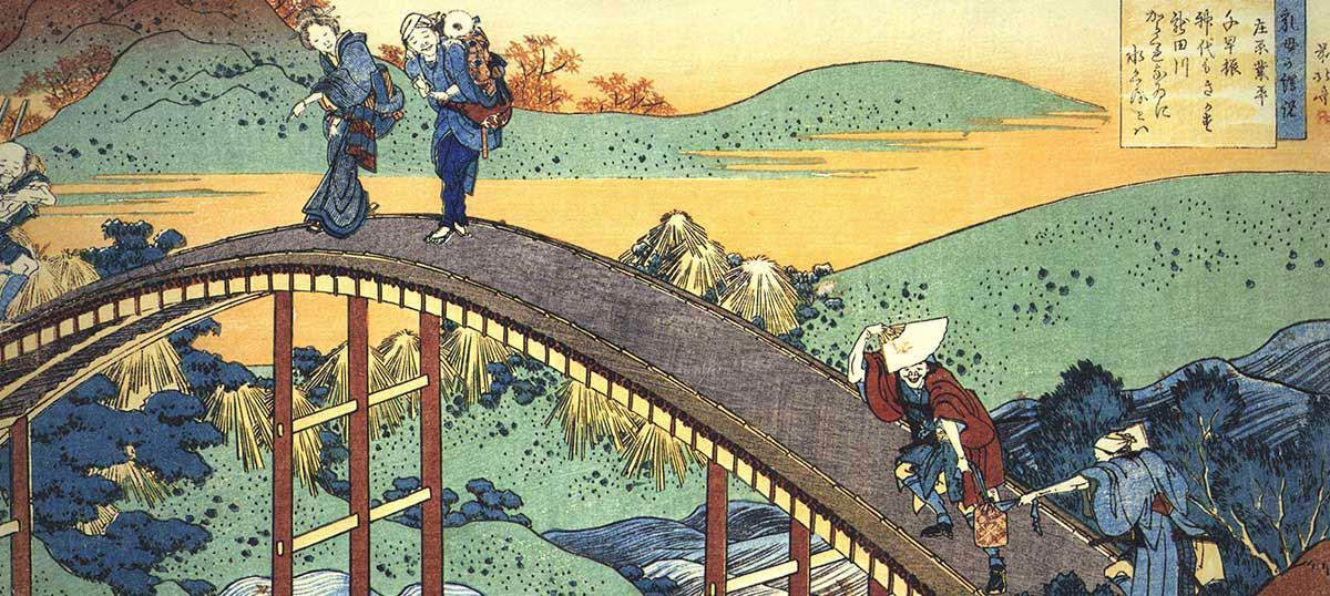 List Of Hokusai S Paintings