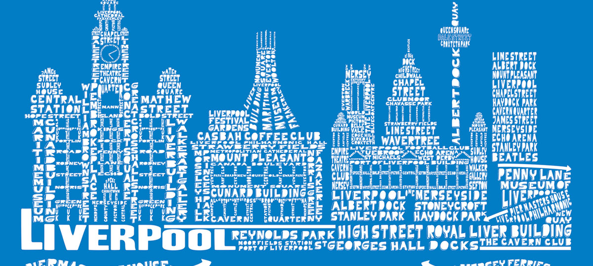 Liverpool Canvas Wall Art