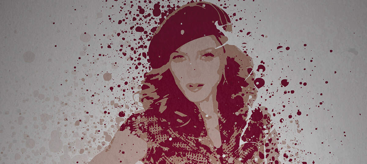 Madonna Canvas Artwork