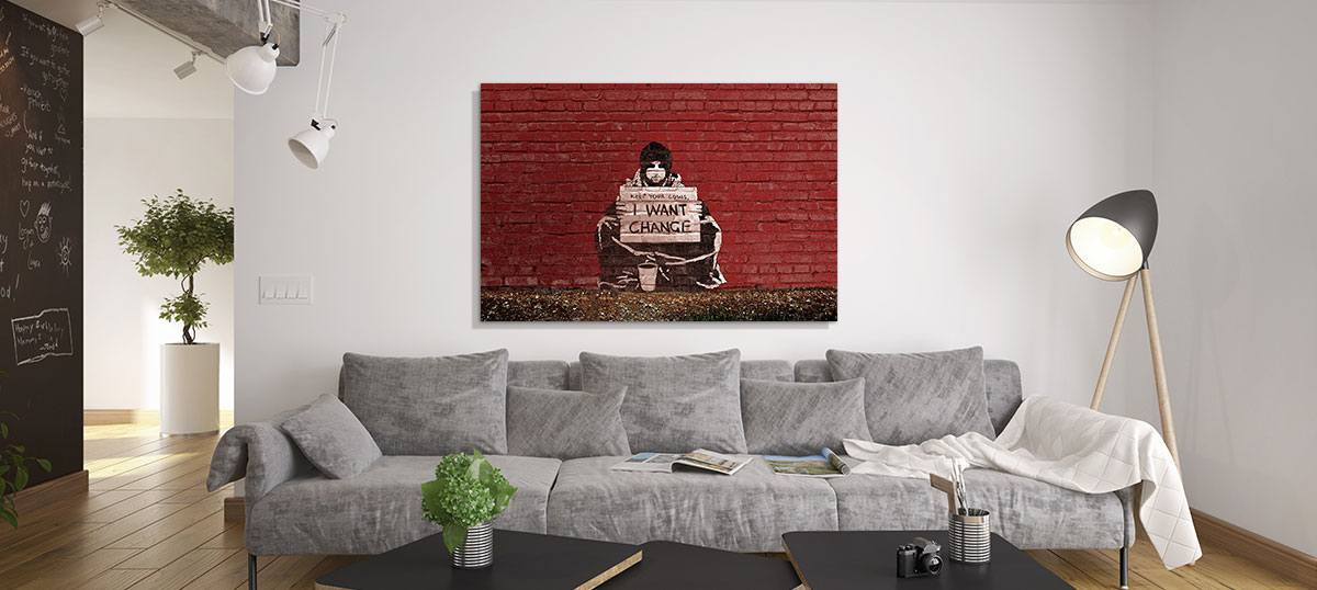 Make a Statement Collection Canvas Prints