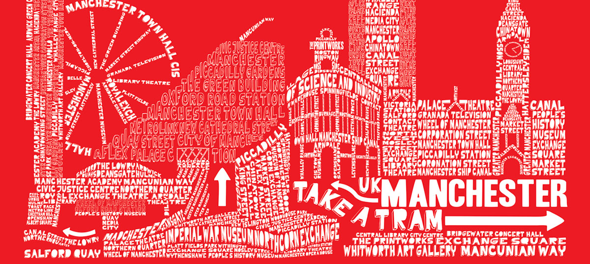 Manchester Canvas Art