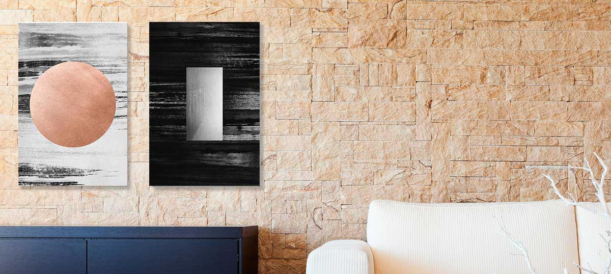 Minimalist Living Room Canvas Prints