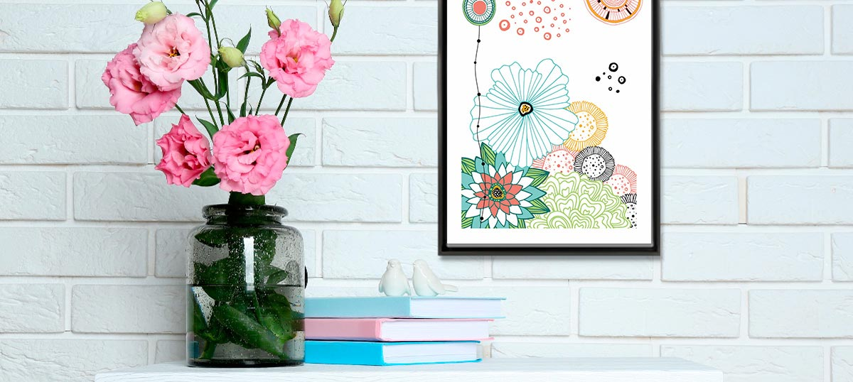 Fresh & Modern Canvas Prints