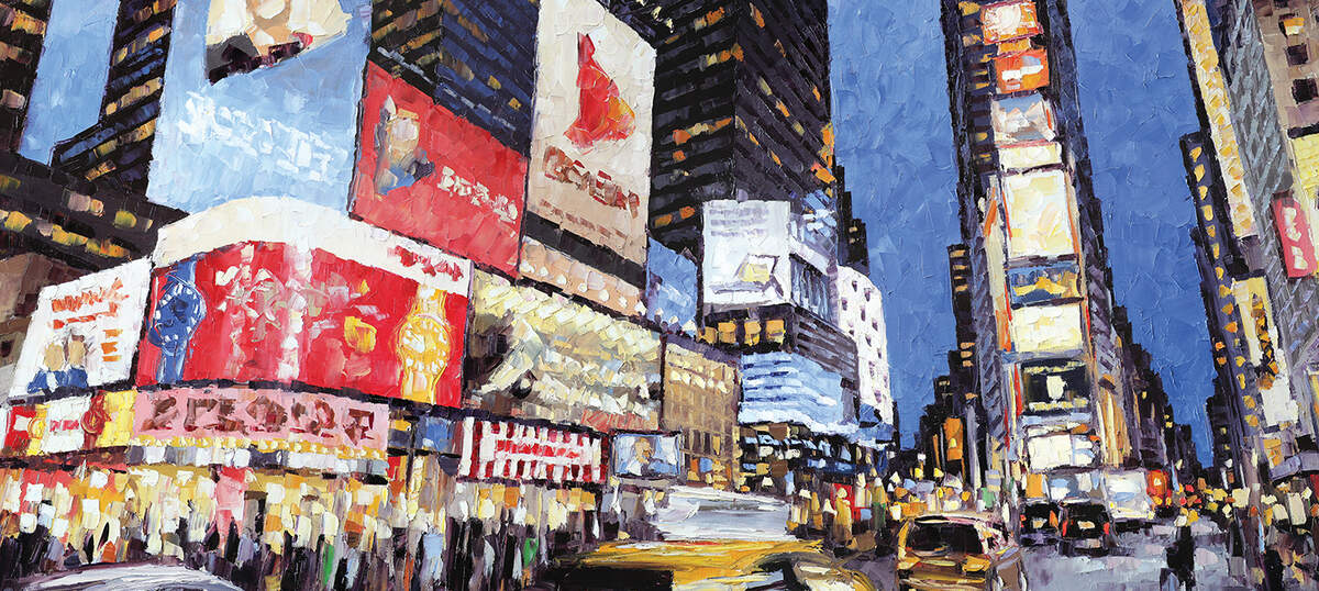 Broadway & Musicals Canvas Art