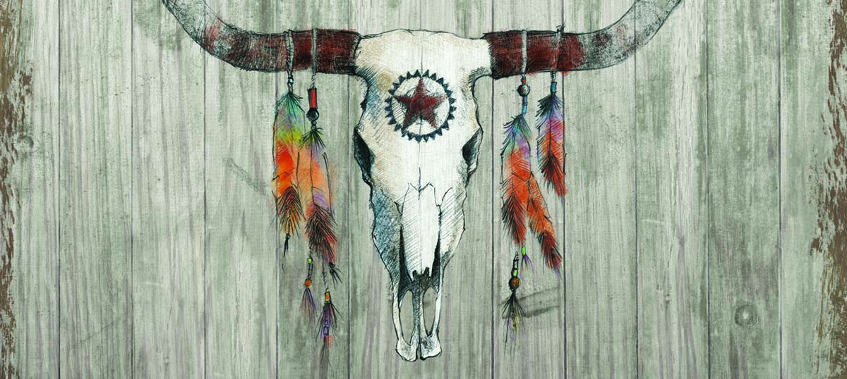 Native American Décor Canvas Art
