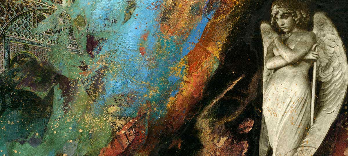 Canvas Art By Nick Bantock Icanvas