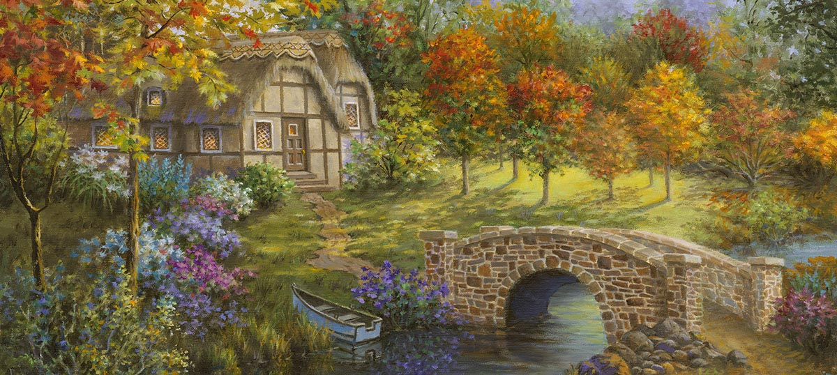 Nicky Boehme Canvas Artwork