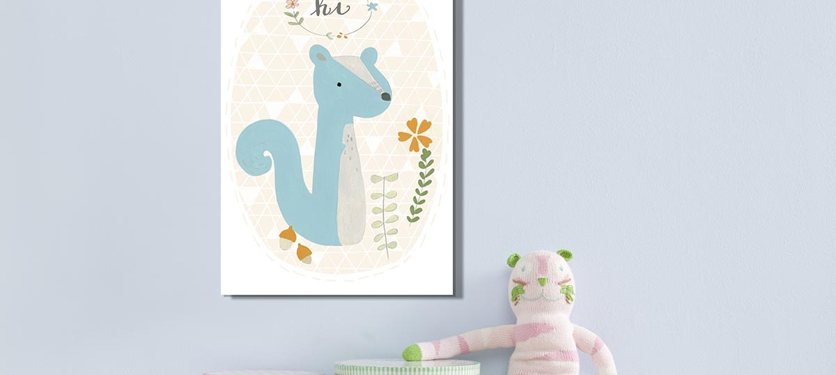 Nursery Canvas Prints
