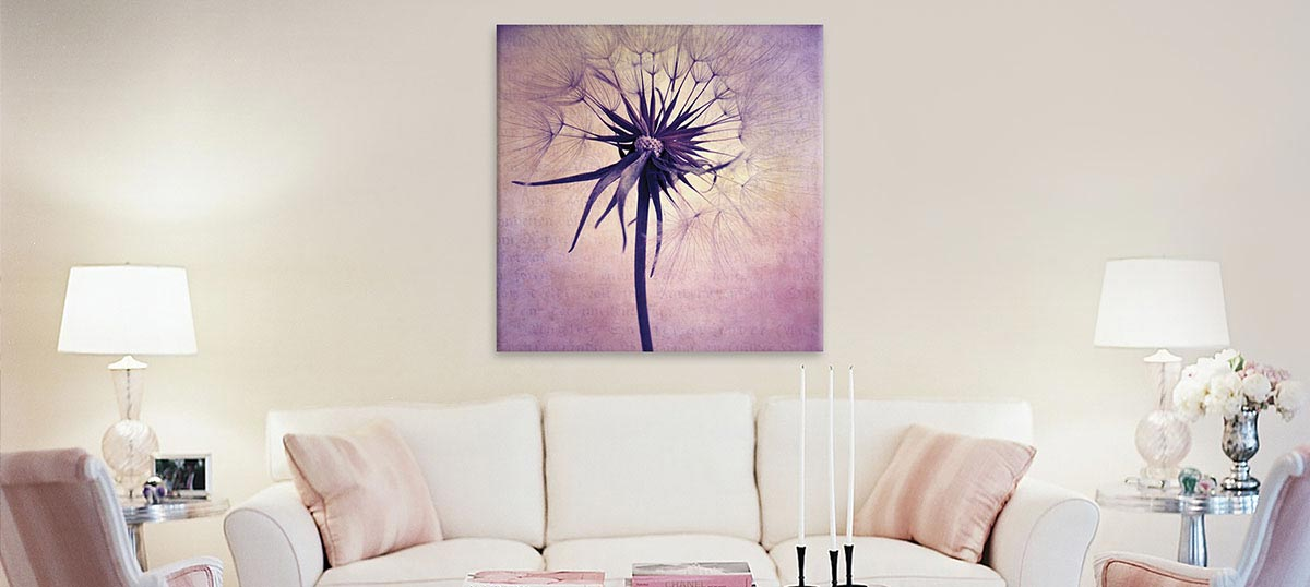 Pink Canvas Art Prints