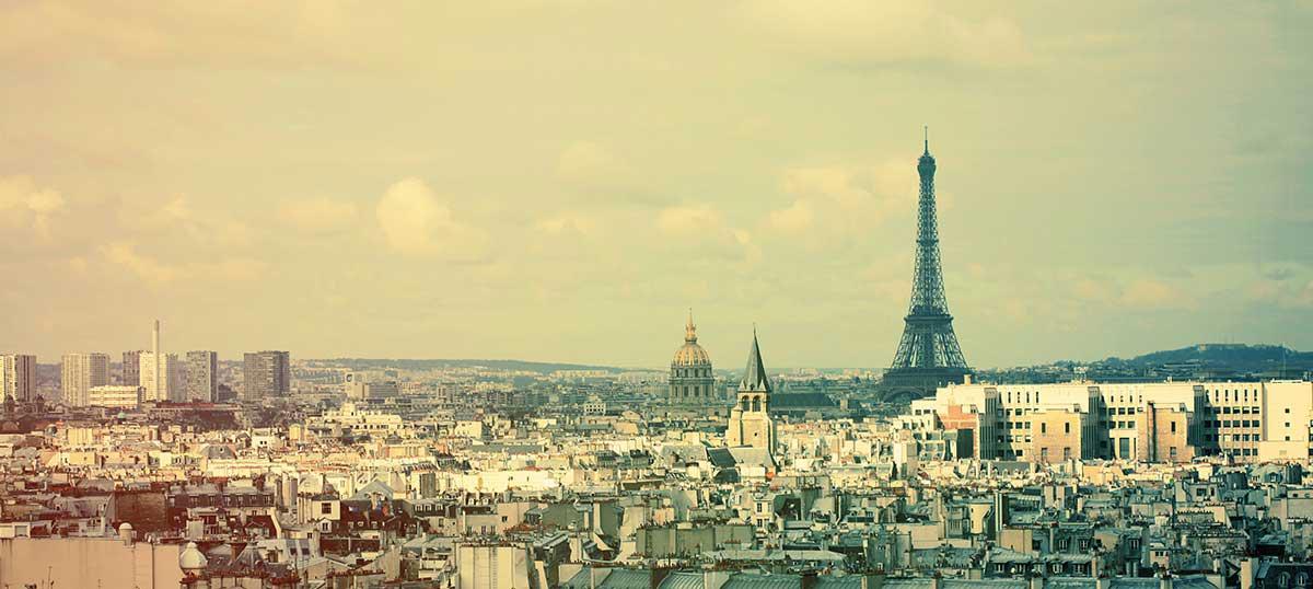 Paris Canvas Wall Art | iCanvas