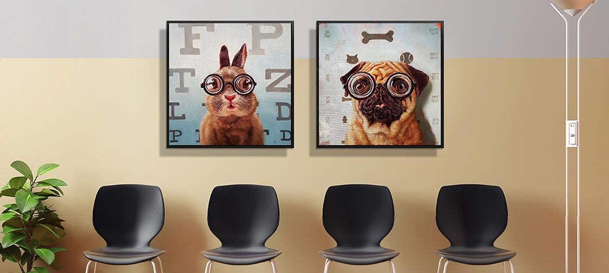 Pet Industry Canvas Art Prints