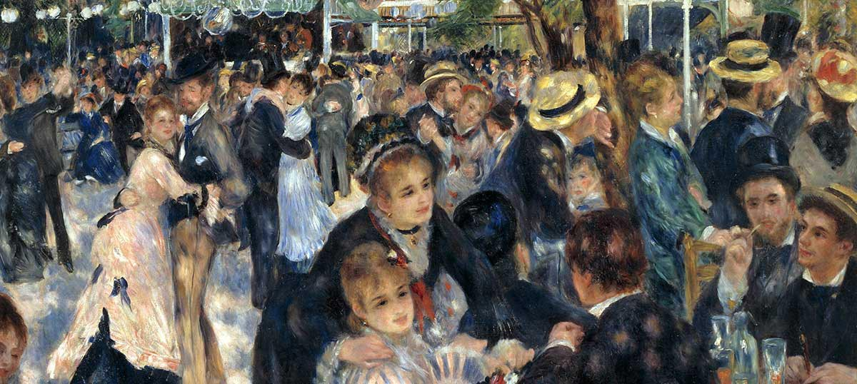 Canvas Wall Art By Pierre Auguste Renoir Icanvas