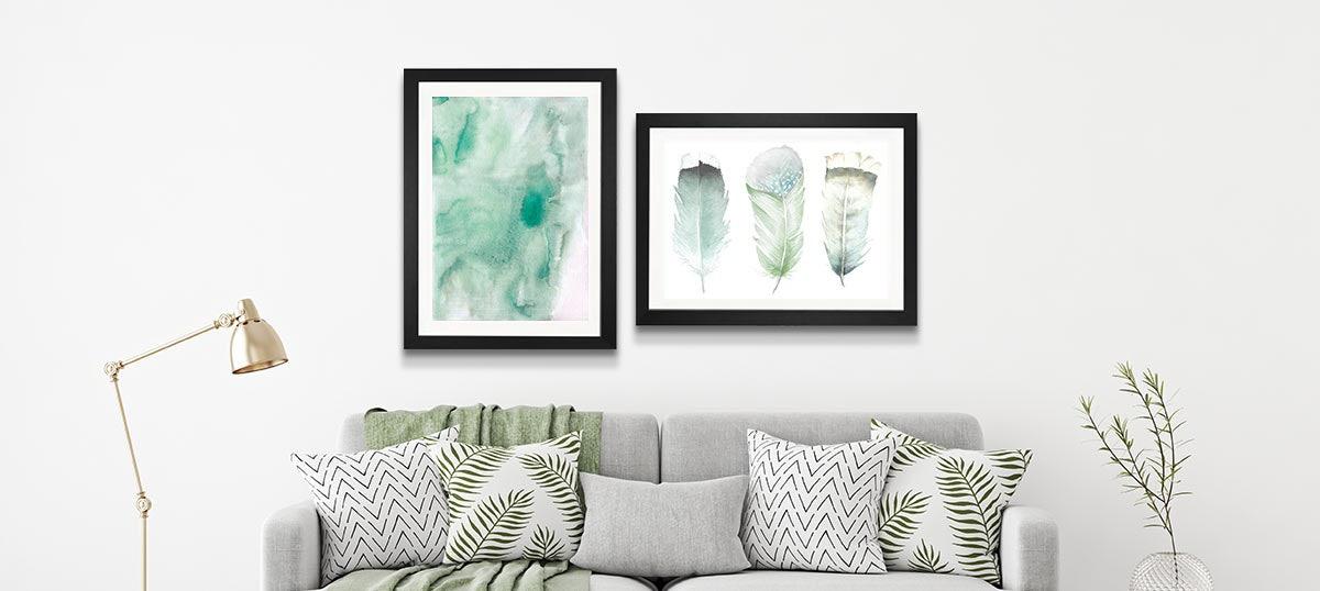 Shop Pisces—Zodiac Art Prints by Color