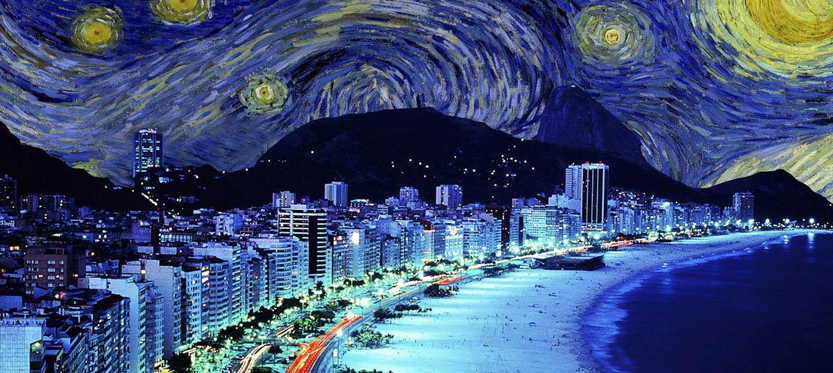 Rio de janeiro canvas art prints icanvas - Rio art wohnwand ...