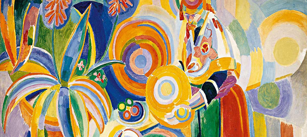 Robert Delaunay Canvas Wall Art