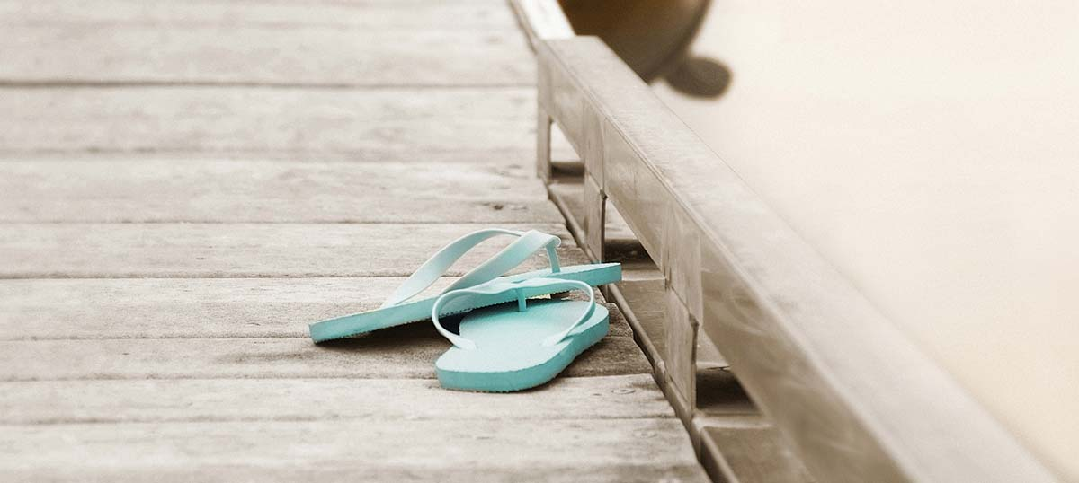 Sandals & Flip Flops Canvas Art Prints