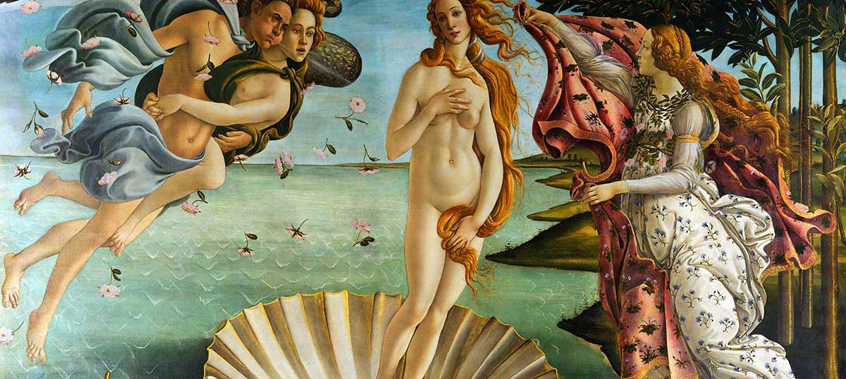 Sandro Botticelli Canvas Wall Art